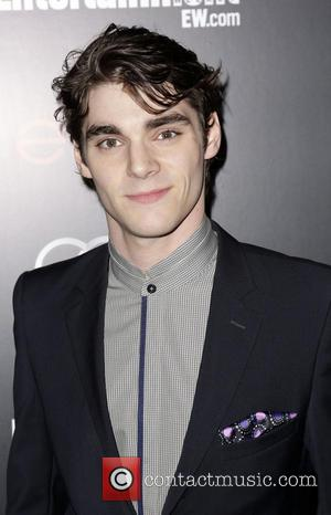 RJ Mitte - Entertainment Weekly Screen Actors Guild Party Hollywood California United States Saturday 26th January 2013