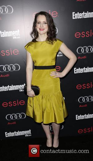 Sophie McShera - Entertainment Weekly Screen Actors Guild Party Hollywood California United States Saturday 26th January 2013
