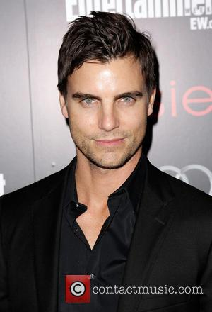 Colin Egglesfield - Entertainment Weekly Screen Actors Guild (SAG) Party at Chateau Marmont - Arrivals Hollywood California United States Saturday...