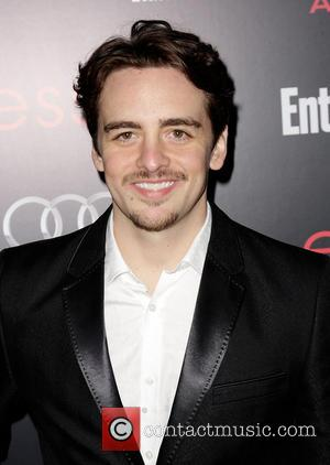 Vincent Piazza - Entertainment Weekly Screen Actors Guild (SAG) Party at Chateau Marmont - Arrivals Hollywood California United States Saturday...