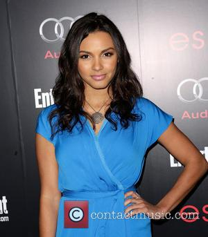 Jessica Lucas - Entertainment Weekly Screen Actors Guild (SAG) Party Los Angeles California United States Saturday 26th January 2013