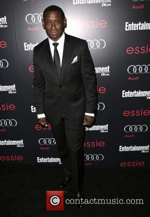 David Harewood - Entertainment Weekly Screen Actors Guild (SAG) Party Los Angeles California United States Saturday 26th January 2013