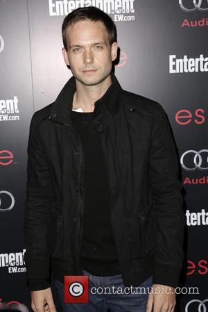 Patrick J. Adams - Entertainment Weekly Screen Actors Guild (SAG) Party Los Angeles California United States Saturday 26th January 2013