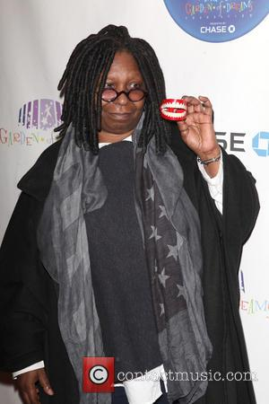 Whoopi Goldberg - Garden of Laughs Benefit presented by MSG New York City NY United States Saturday 26th January 2013
