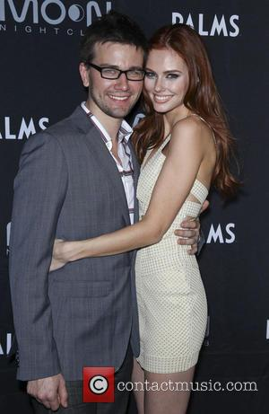 Torrance Coombs and Alyssa Campanella - Miss Nevada USA Pageant after-party at Moon Nightclub, Las Vegas Las Vegas NV United...