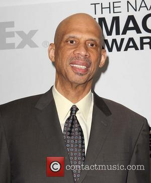 Kareem Abdul-Jabbar - NAACP Image Awards Luncheon