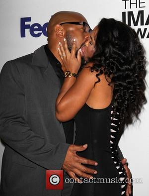 Rockmond Dunbar and Maya Gilbert