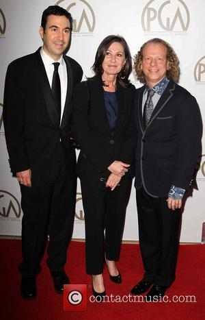 Donna Gigliotti, Jonathan Gordon and Bruce Cohen