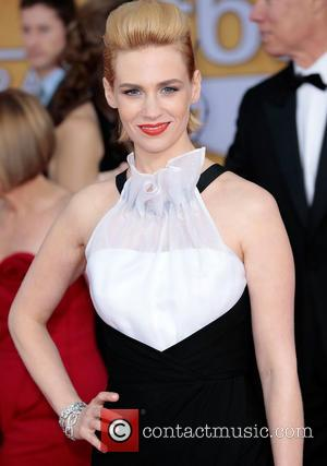 January Jones - 19th Annual Screen Actors Guild (SAG) Awards...