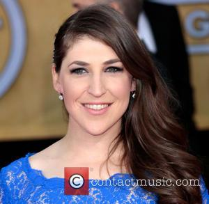 Mayim Bialik - 19th Annual Screen Actors Guild (SAG) Awards - Arrivals Los Angeles United States Saturday 26th January 2013