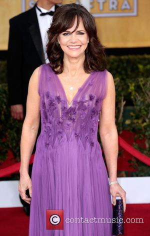 Sally Field - 19th Annual Screen Actors Guild (SAG) Awards - Arrivals Los Angeles United States Saturday 26th January 2013