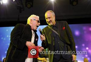 Pete Townshend and Eric Burdon - Pete Townshend picked up the prestigious Les Paul Award United Kingdom Saturday 26th January...