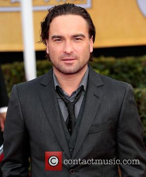 Johnny Galecki - 19th Annual Screen Actors Guild (SAG) Awards - Arrivals Los Angeles California United States Saturday 26th January...