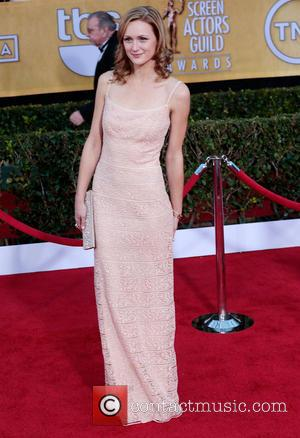 Kerry Bishe - 19th Annual Screen Actors Guild (SAG) Awards - Arrivals Los Angeles California United States Saturday 26th January...