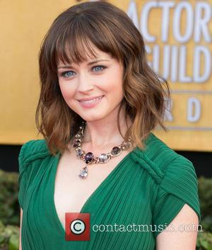 Alexis Bledel - 19th Annual Screen Actors Guild Awards at the Shrine Auditorium - Los Angeles,  California, United States...