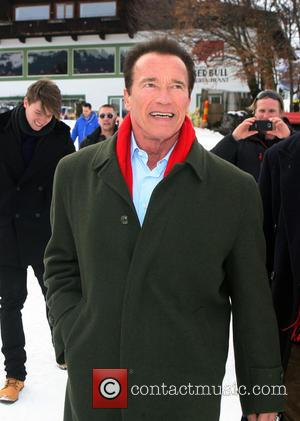 Arnold Schwarzenegger Makes His Hummers Eco-friendly