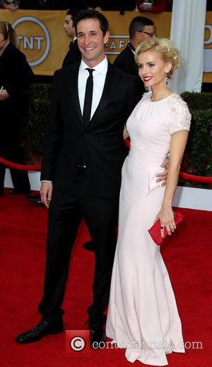 Noah Wyle and Guest - SAG Awards Arrivals Los Angeles California United States Sunday 27th January 2013