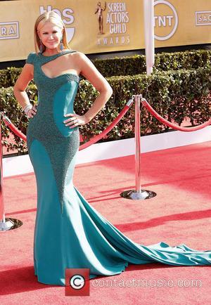Nancy O'Dell - Screen Actors Guild Awards Los Angeles California USA Sunday 27th January 2013