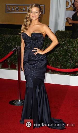 Carmen Electra - SAG Awards Arrivals Los Angeles California United States Sunday 27th January 2013