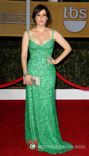 Melanie Lynskey - SAG Awards Arrivals Los Angeles California United States Sunday 27th January 2013
