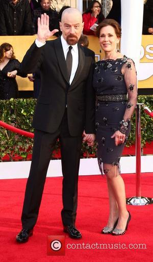 Bryan Cranston - Screen Actors Guild Awards Los Angeles California USA Sunday 27th January 2013