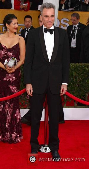 Daniel Day-Lewis - Screen Actors Guild Awards Los Angeles California USA Sunday 27th January 2013
