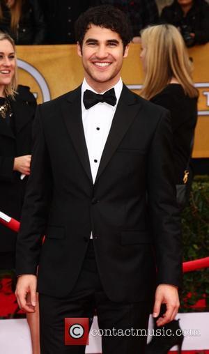 Darren Criss - Screen Actors Guild Awards Los Angeles California USA Sunday 27th January 2013