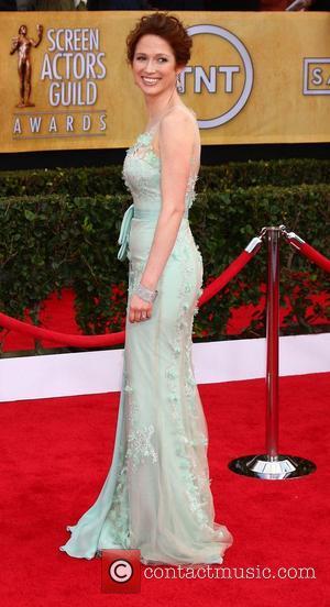 Ellie Kemper - Screen Actors Guild Awards Los Angeles California USA Sunday 27th January 2013