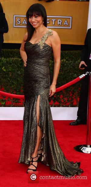 Gloria Reuben - Screen Actors Guild Awards Los Angeles California USA Sunday 27th January 2013