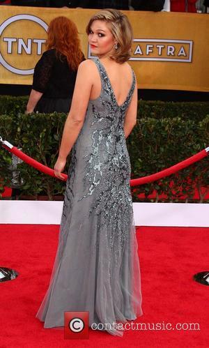 Julia Stiles - Screen Actors Guild Awards Los Angeles California USA Sunday 27th January 2013