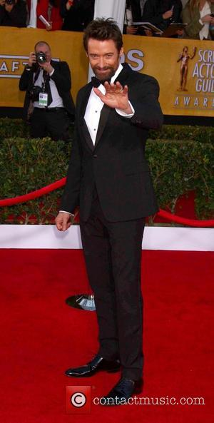Hugh Jackman - Screen Actors Guild Awards Los Angeles California United States Sunday 27th January 2013