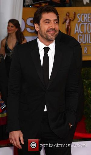 Javier Bardem - Screen Actors Guild Awards Los Angeles California United States Sunday 27th January 2013