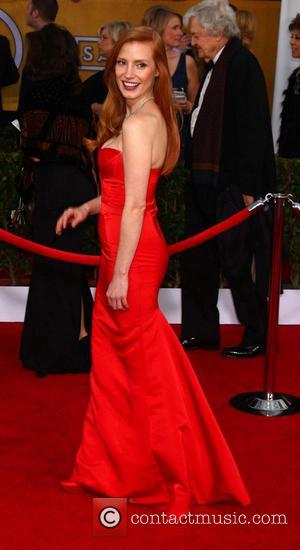Jessica Chastain - Screen Actors Guild Awards