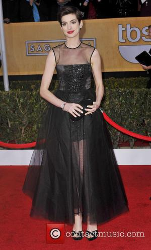 Anne Hathaway, SAG Awards