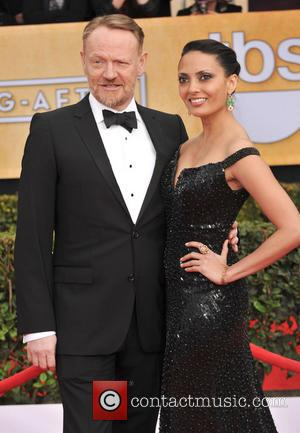 Jared Harris and Allegra Riggio - 19th Annual Screen Actors Guild (SAG) Awards Los Angeles California United States Sunday 27th...