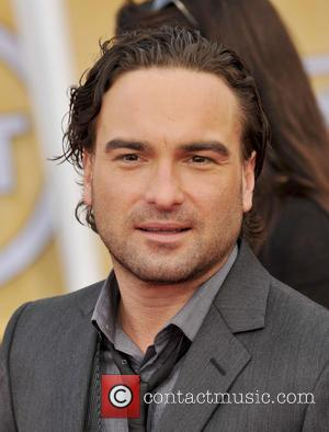 Johnny Galecki - 19th Annual Screen Actors Guild (SAG) Awards Los Angeles California United States Sunday 27th January 2013