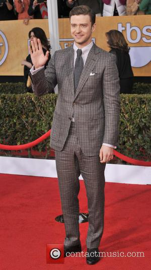 Justin Timberlake - 19th Annual Screen Actors Guild (SAG) Awards