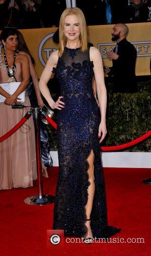 Nicole Kidman, SAG Awards