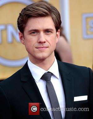Aaron Tveit - 19th Annual Screen Actors Guild (SAG) Awards Los Angeles California United States Sunday 27th January 2013