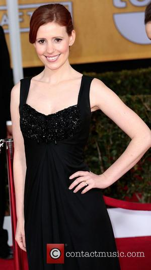 Amy Nuttall - 19th Annual Screen Actors Guild (SAG) Awards Los Angeles California United States Sunday 27th January 2013