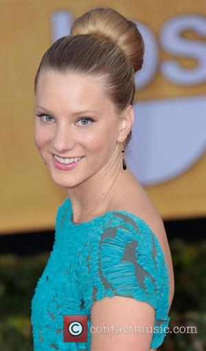Heather Morris - 19th Annual Screen Actors Guild (SAG) Awards Los Angeles California United States Sunday 27th January 2013