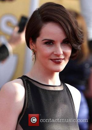 Michelle Dockery - 19th Annual Screen Actors Guild (SAG) Awards Los Angeles California United States Sunday 27th January 2013
