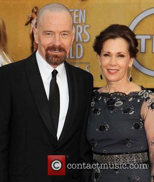 Bryan Cranston and Robin Dearden - 19th Annual Screen Actors Guild (SAG) Awards Los Angeles California United States Sunday 27th...
