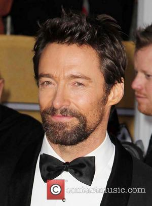 Hugh Jackman - 19th Annual Screen Actors Guild (SAG) Awards Los Angeles California United States Sunday 27th January 2013