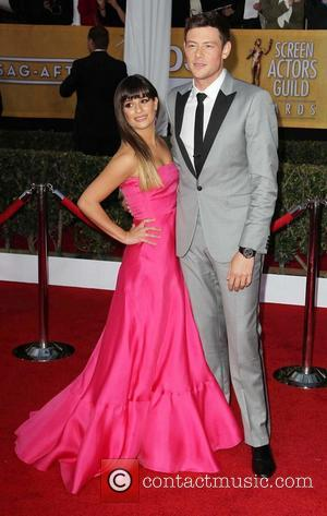 Lea Michele and Cory Monteith - 19th Annual Screen Actors Guild (SAG) Awards Los Angeles California United States Sunday 27th...