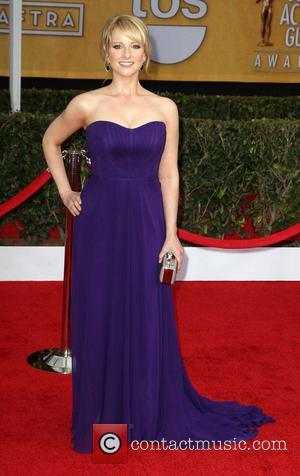 Melissa Rauch - 19th Annual Screen Actors Guild (SAG) Awards Los Angeles California United States Sunday 27th January 2013