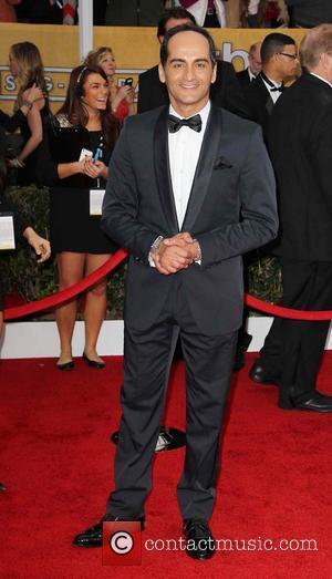 Navid Negahban - 19th Annual Screen Actors Guild (SAG) Awards Los Angeles California United States Sunday 27th January 2013
