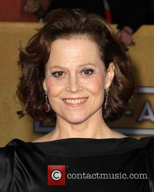 Sigourney Weaver - 19th Annual Screen Actors Guild (SAG) Awards Los Angeles California United States Sunday 27th January 2013