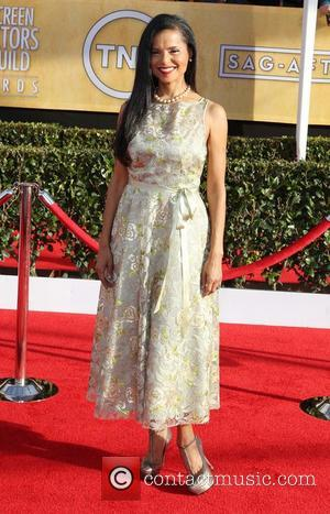 Victoria Rowell - 19th Annual Screen Actors Guild (SAG) Awards Los Angeles California United States Sunday 27th January 2013