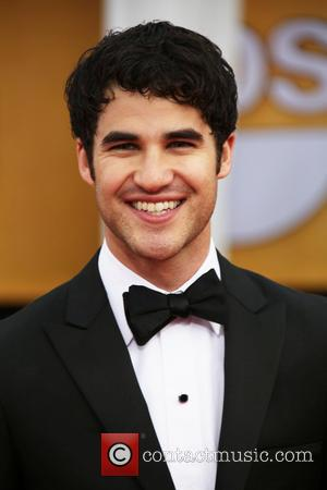 Darren Criss - 19th Annual Screen Actors Guild (SAG) Awards - Arrivals Los Angeles United States Sunday 27th January 2013